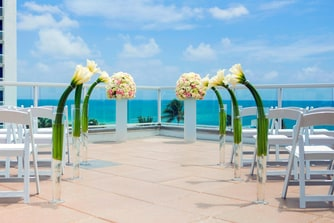 Sky Terrace Ceremony