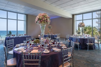 Oceanside II Reception
