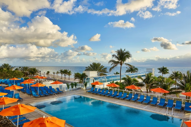 Fort Lauderdale Beachfront Resort