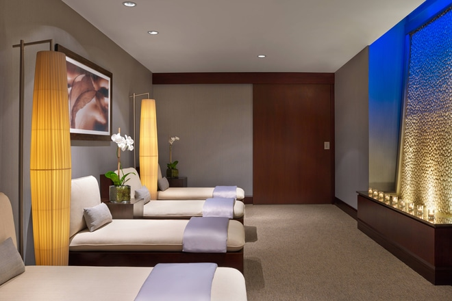 Spa Relaxation Room