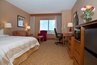 Coral Springs Marriott Grand Floridian Guest Room