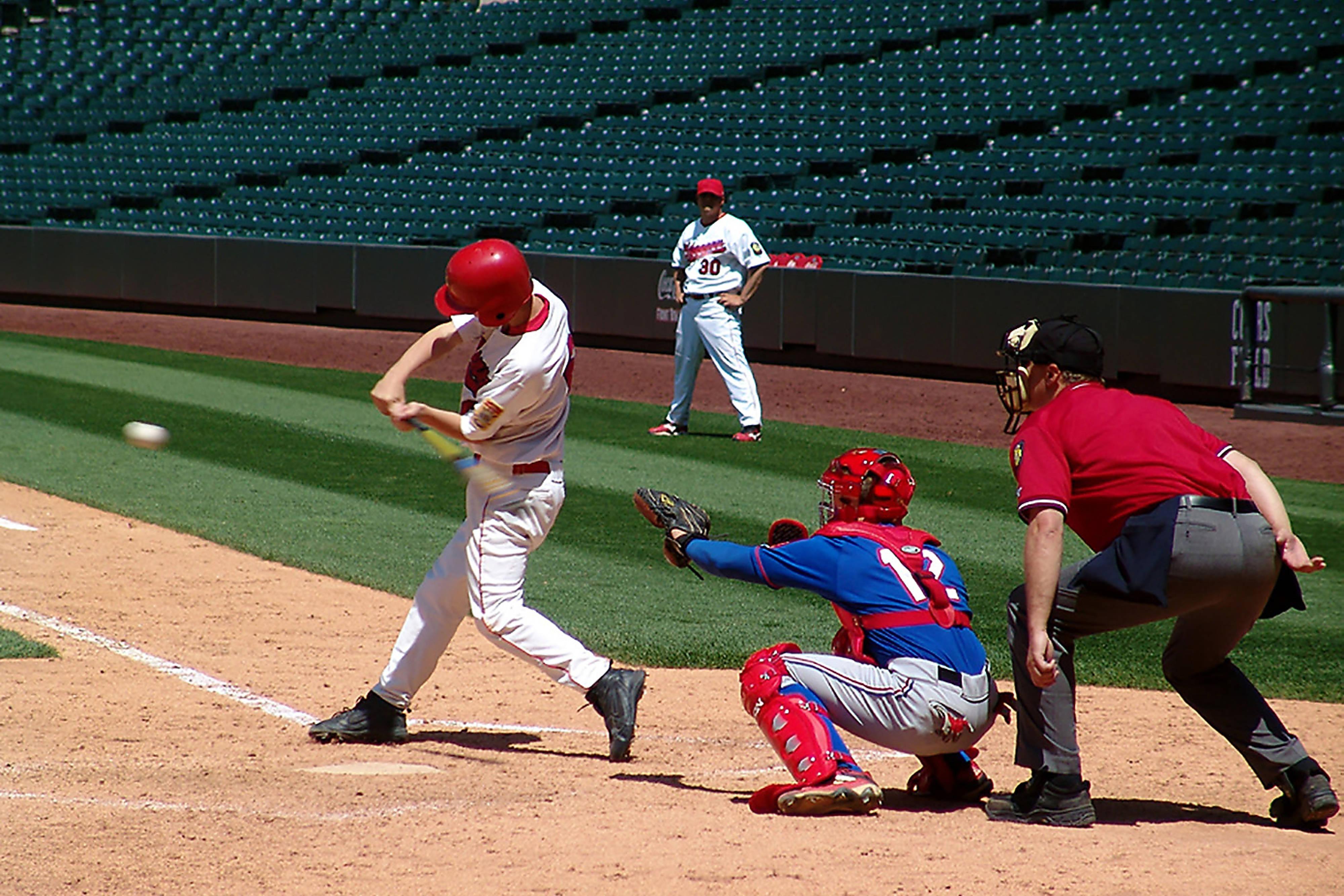 Béisbol cerca