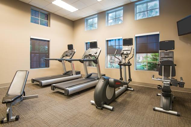 Miramar Hotel Gym