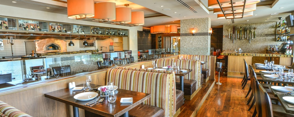 Restaurante Coastal en el Residence Inn by Marriott Fort Lauderdale Intracoastal