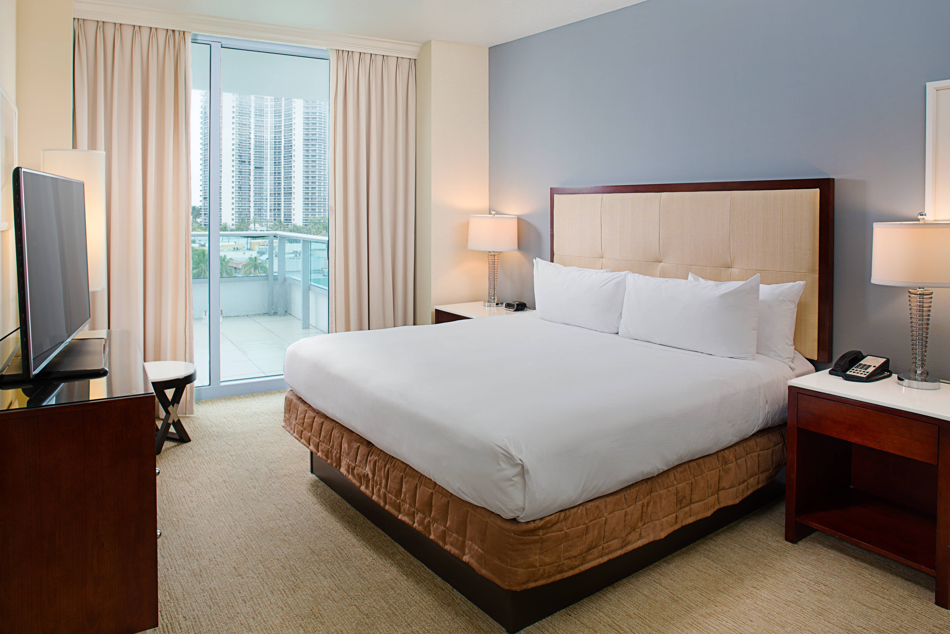 Fort Lauderdale Guest Room