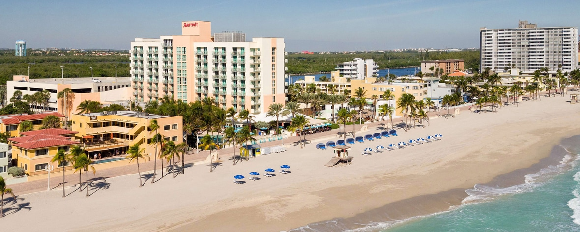 Hotel In Hollywood Fl Hollywood Beach Marriott