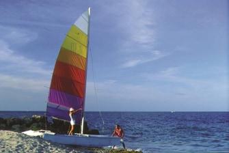 Sail Boating