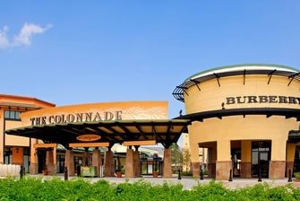 Colonnade Outlets at Sawgrass Mills
