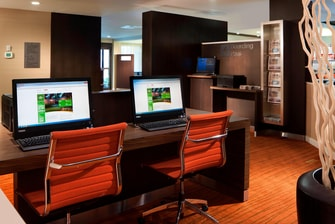 Business Center at Plantation Hotel