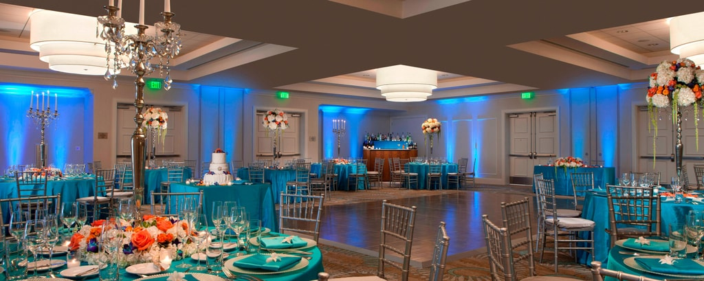 Grand Bahama Ballroom – Wedding Setup