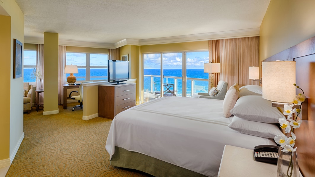 Pompano Beach Boutique Hotel Suites
