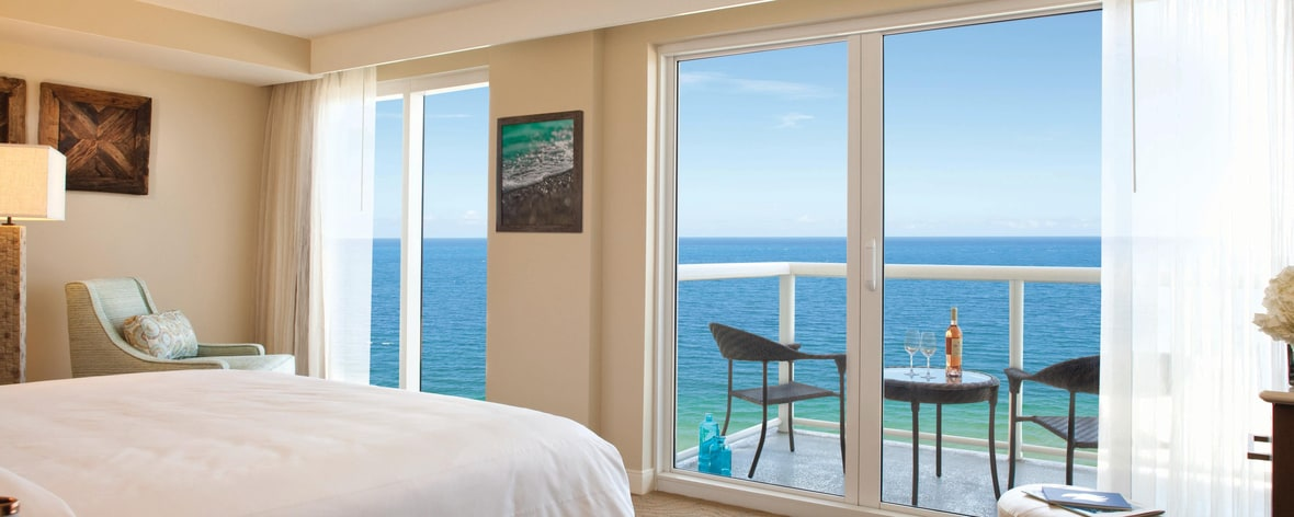 Pompano Beach Presidential Suite