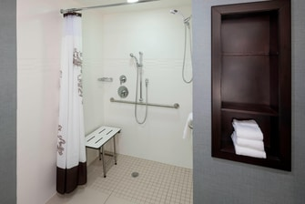 Accessible Suite Bathroom