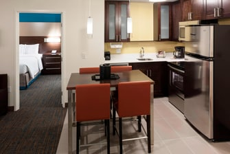 Two-Bedroom Suite - Kitchen Area