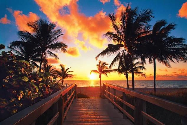 Hollywood Beach Sunrise