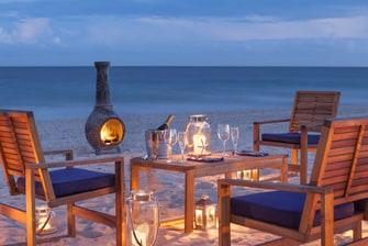 Comida frente al mar en Ft. Lauderdale