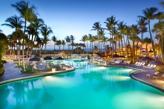 Florida Resort Pool