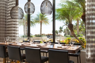 Oceanfront Restaurant in Fort Lauderdale