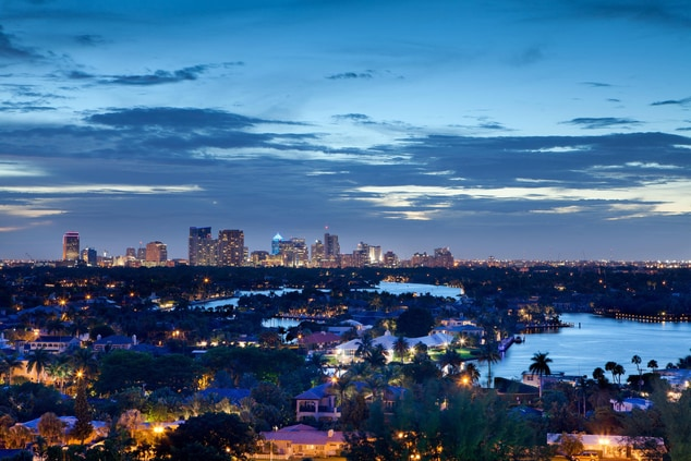 Fort Lauderdale Hotel View