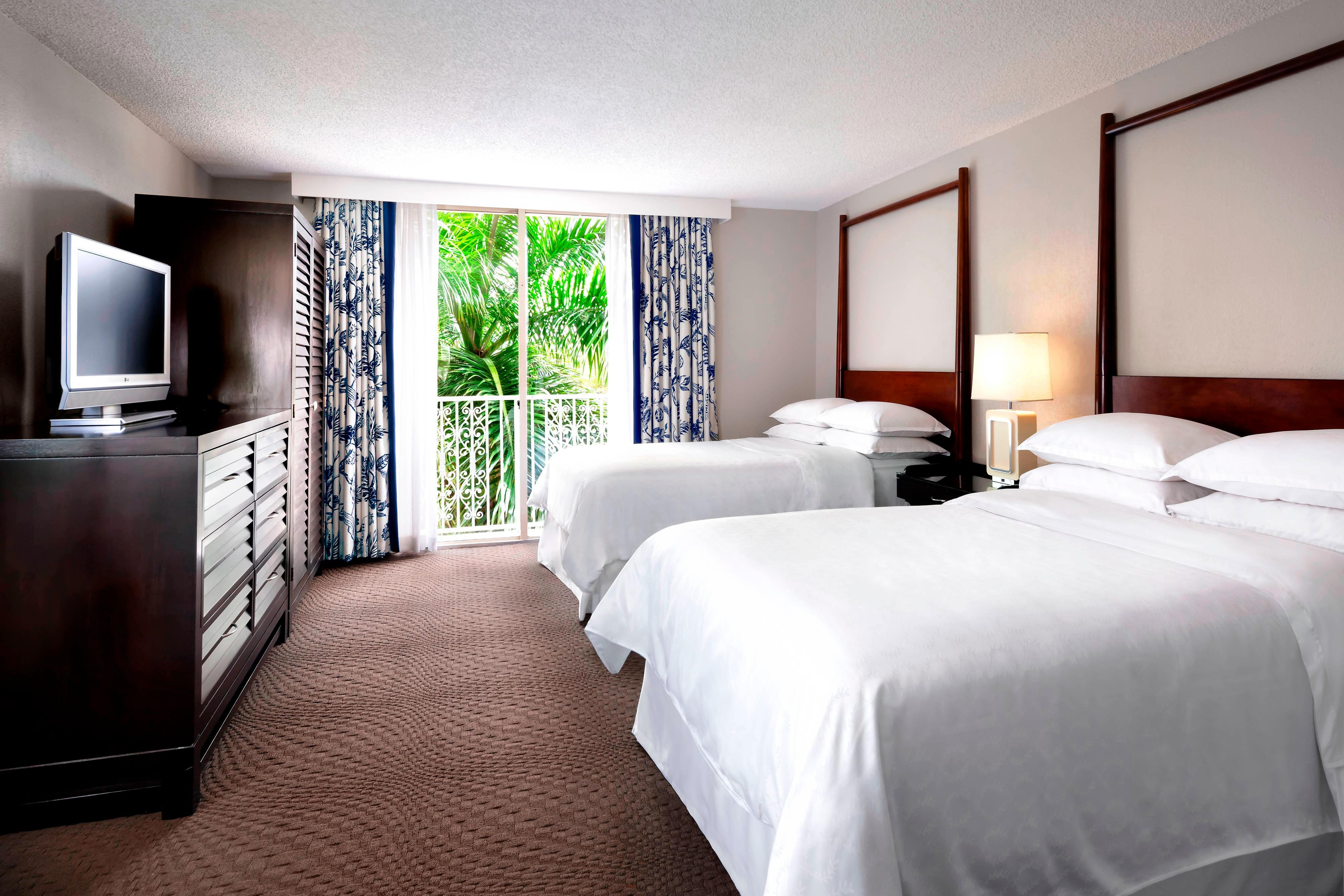 Two-Room Suite Double Room