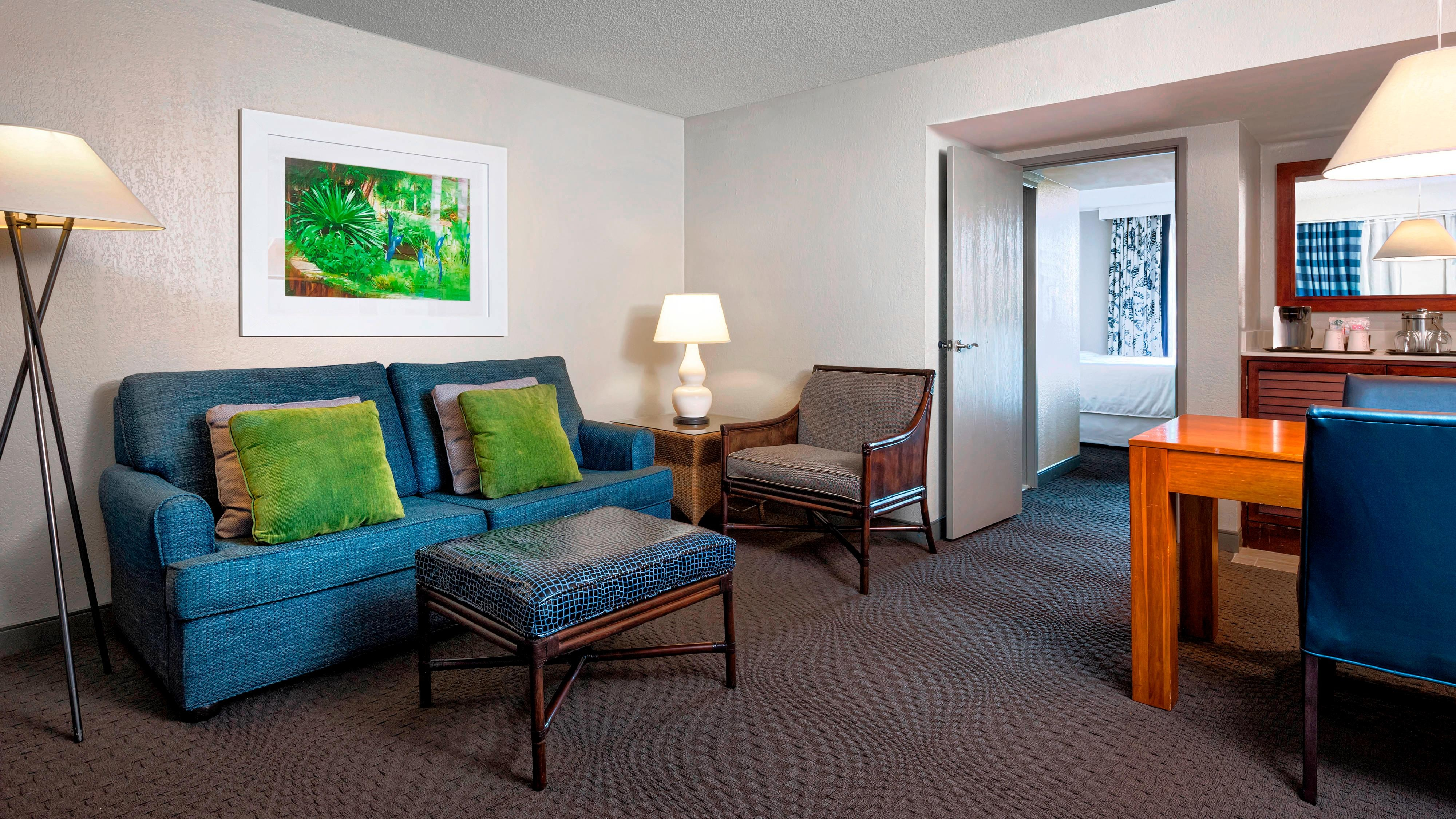 Two-Room Club Suite