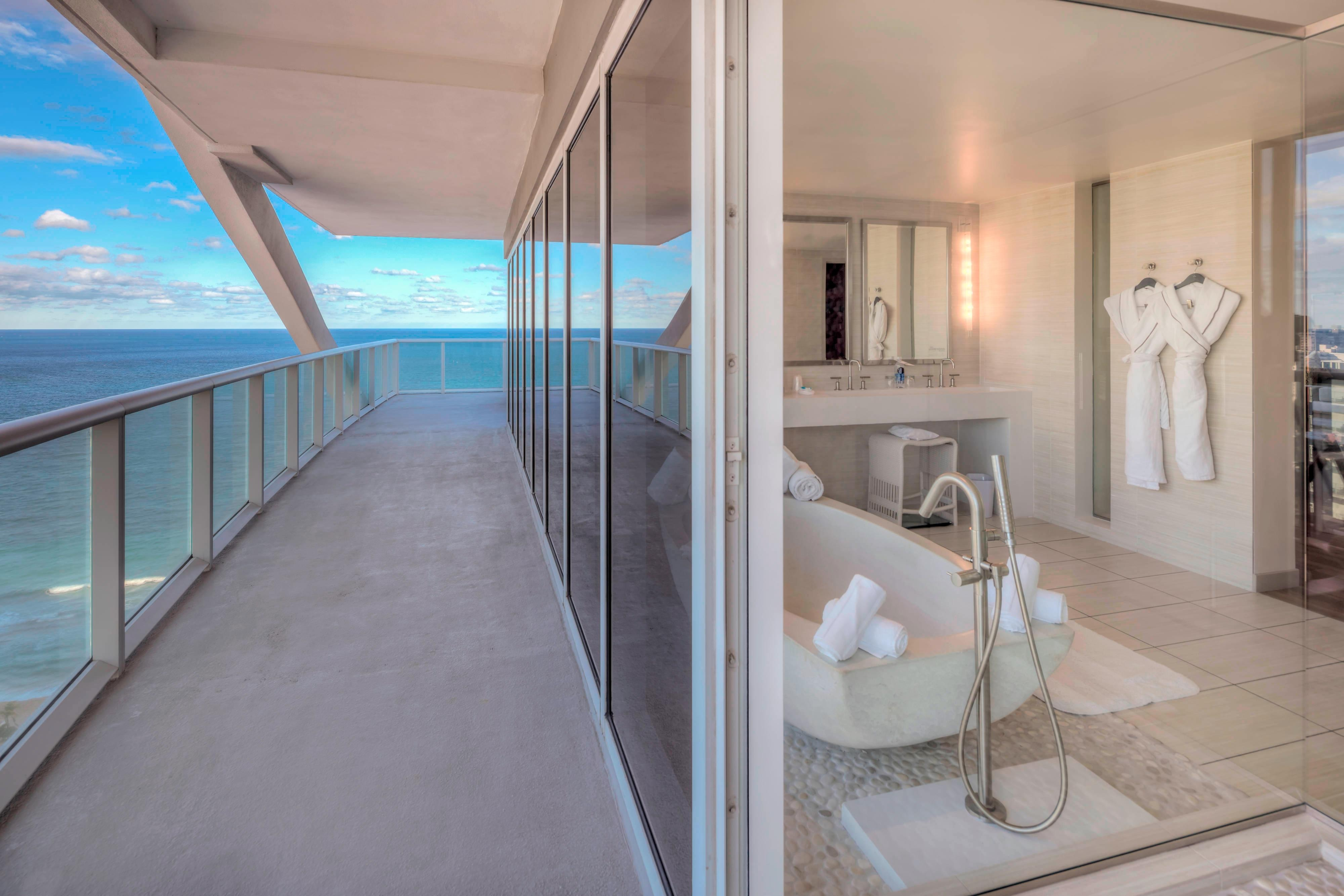 Wow Suite - Balcony