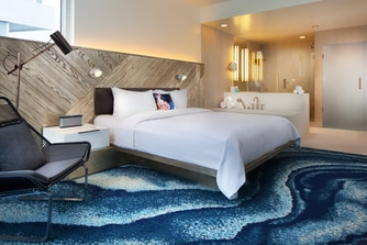 Marvelous Ocean View Residential Suite - Bedroom