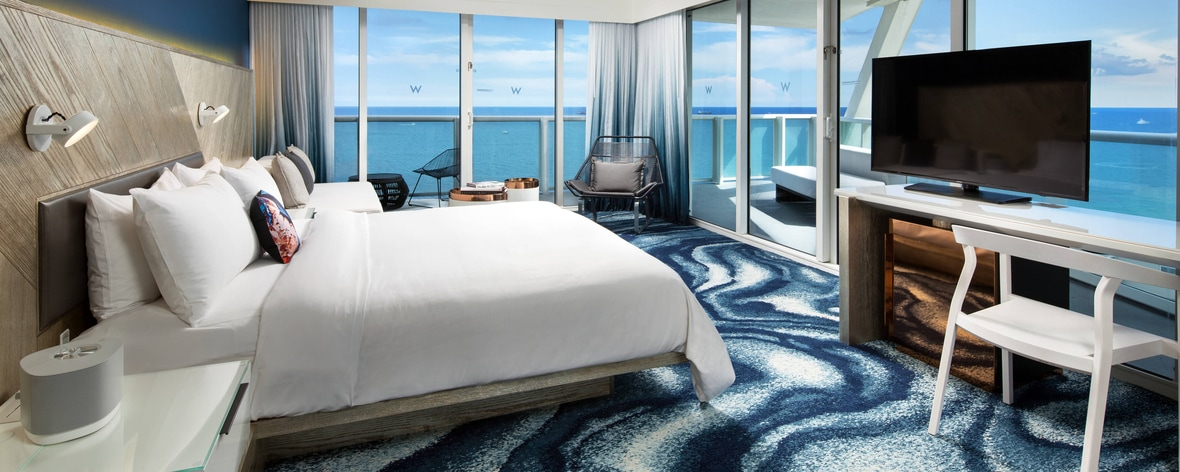Luxury Boutique Hotel In Fort Lauderdale W Fort Lauderdale