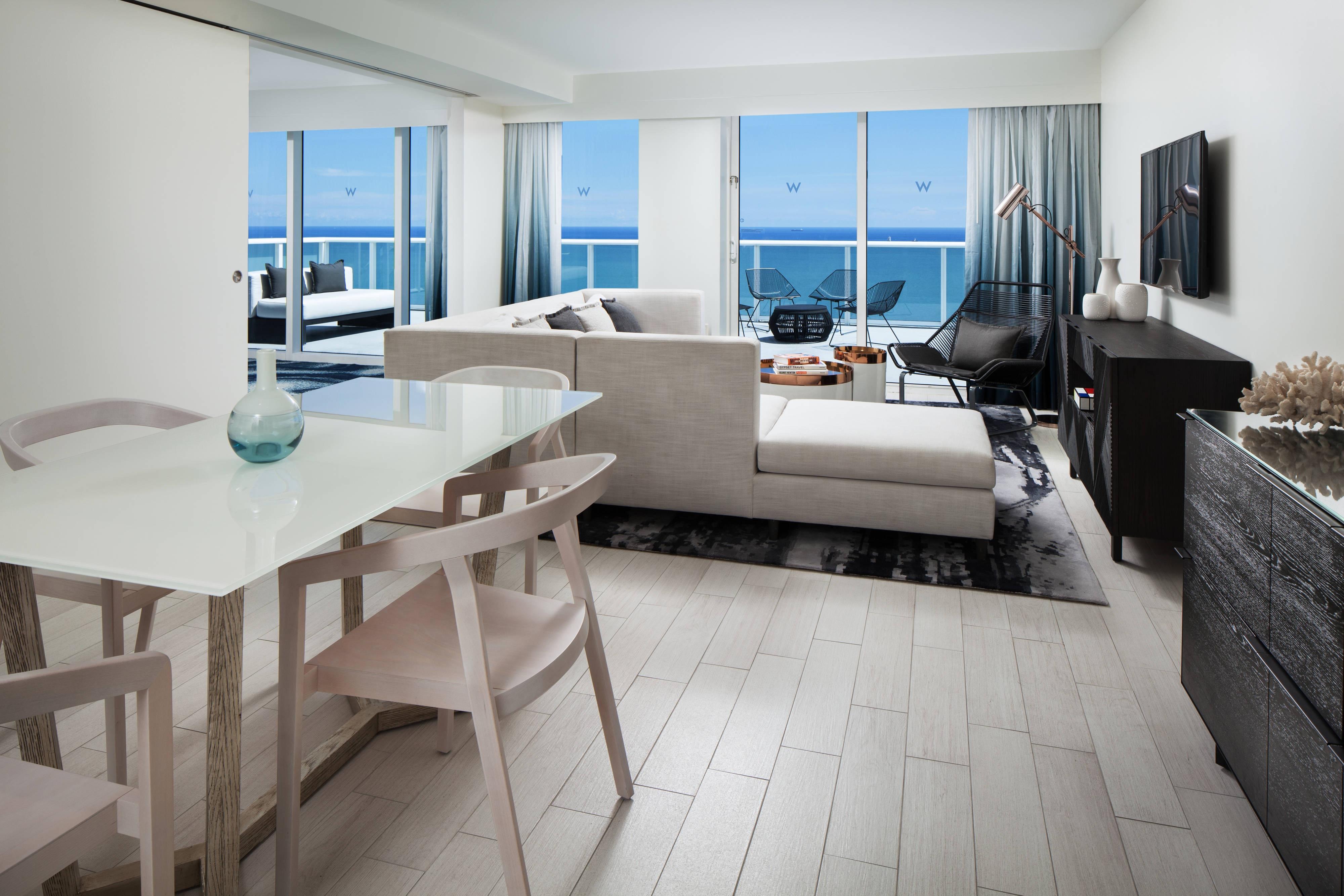 Oasis Ocean Front Suite