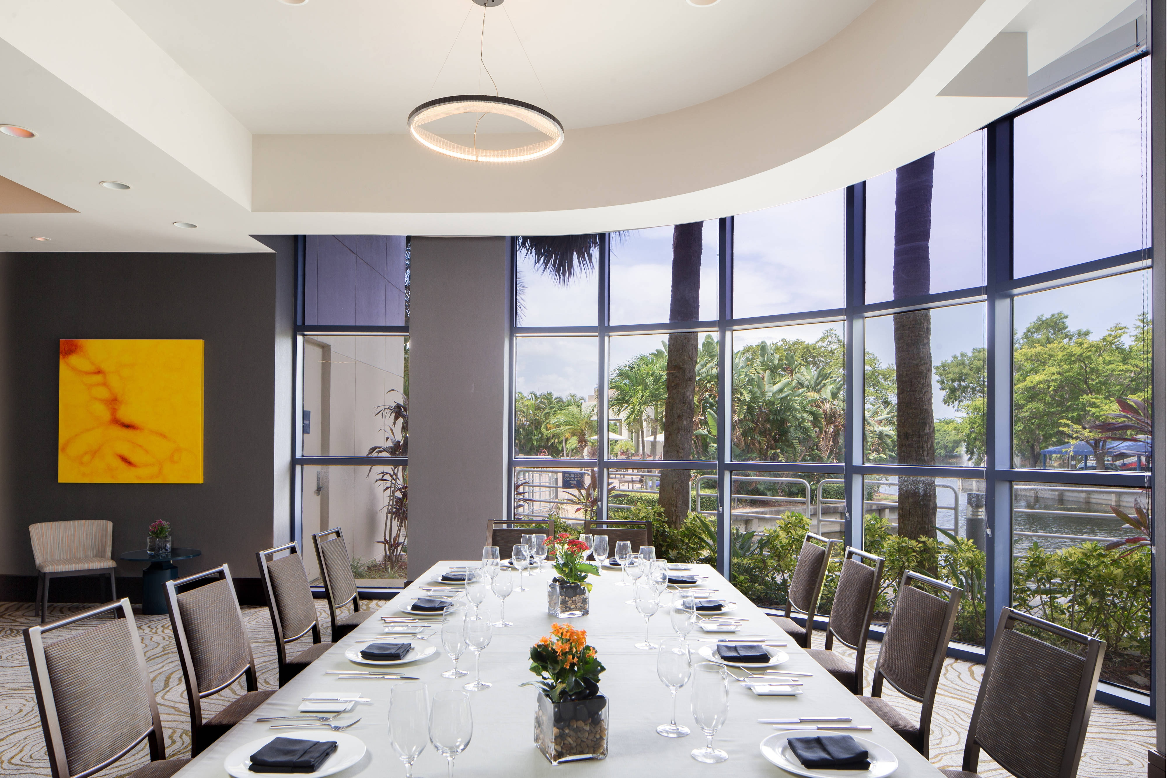 Alfiere Restaurant - Private Dining Room