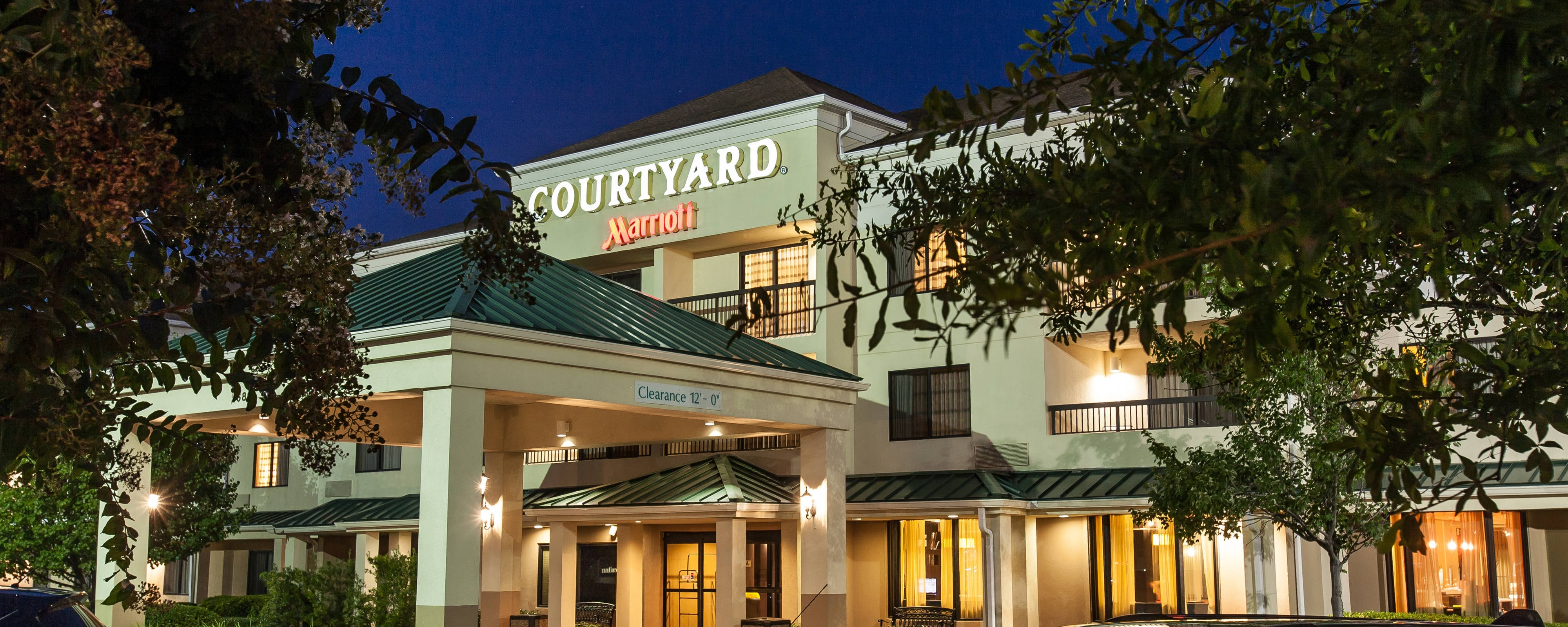 Florence Courtyard Marriott Exterior