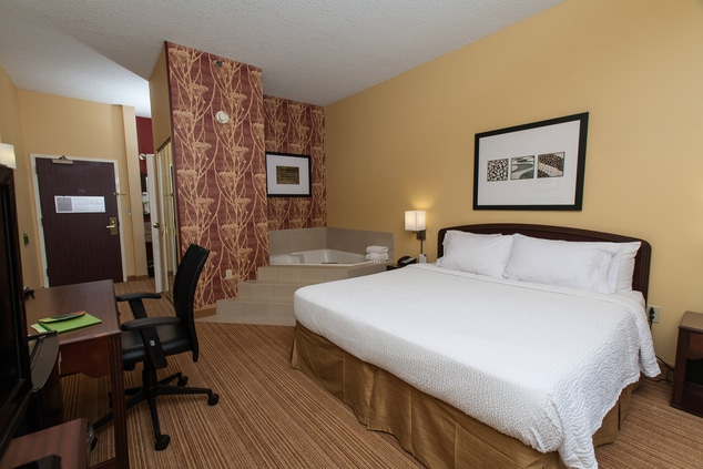 Courtyard Marriott Florence Spa King