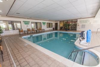 Courtyard Heated Indoor Swimming Pool