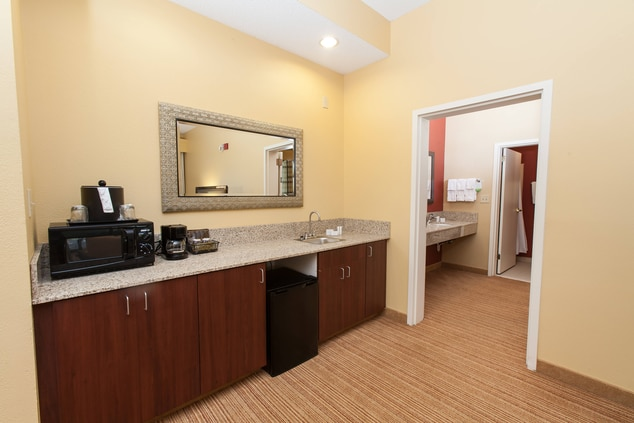 Courtyard Marriott Florence King Suite