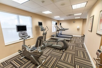 Residence Inn Marriott Fitness Center