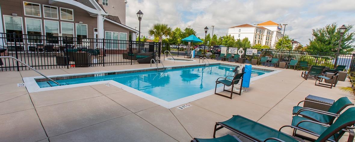 Residence Inn Marriott Outdoor Pool
