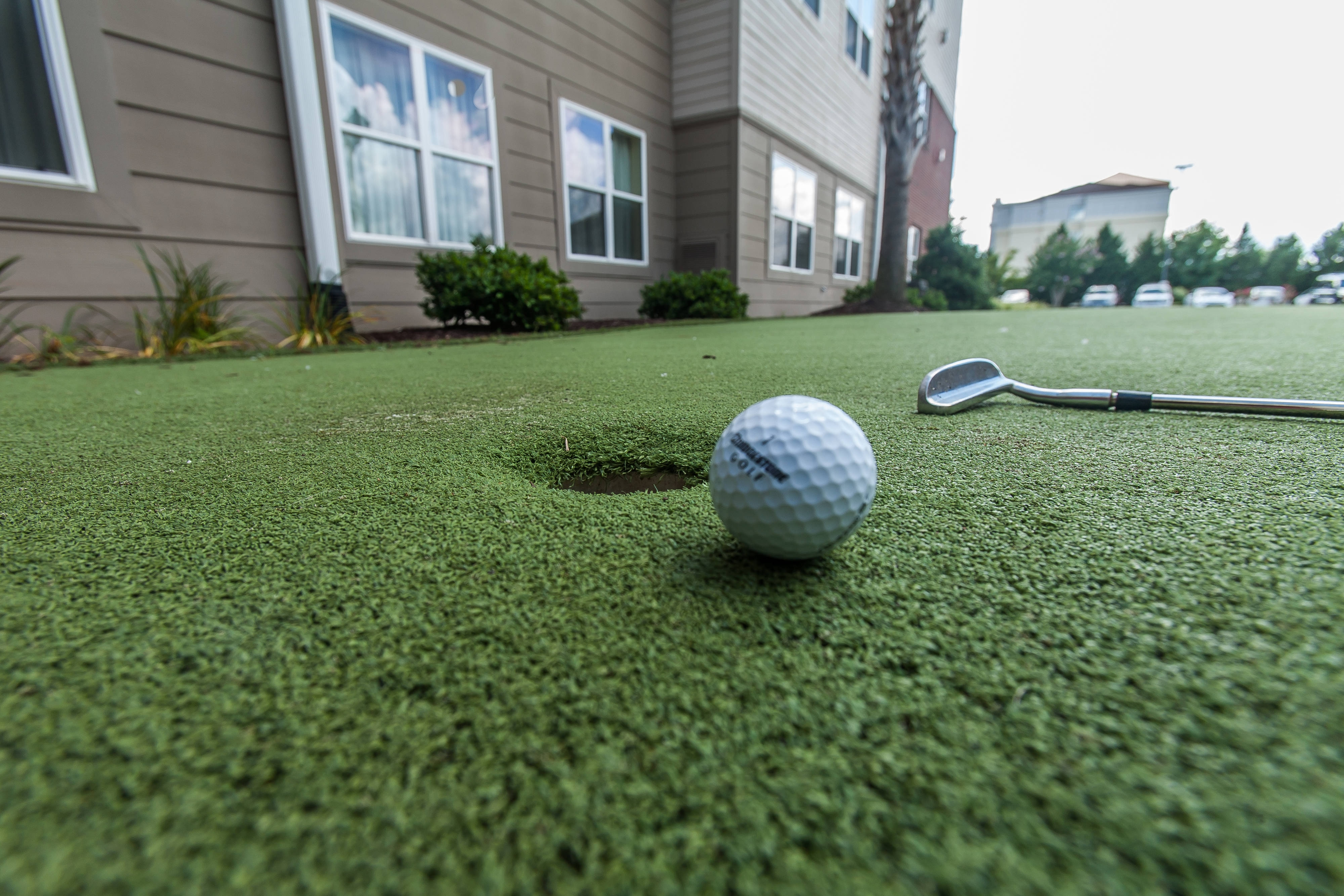 Residence Inn Marriott Putting Green
