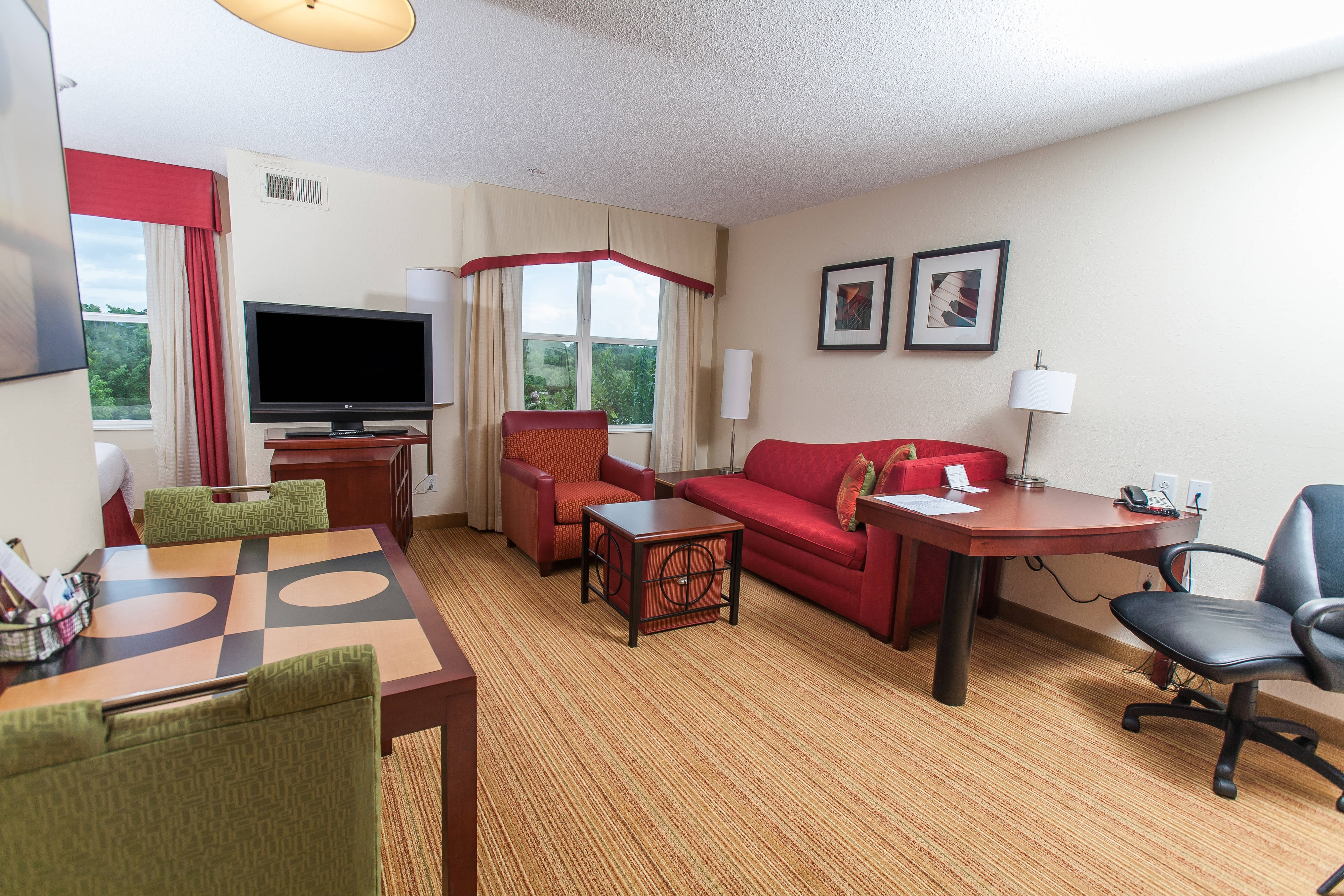 Residence Inn Marriott King Studio
