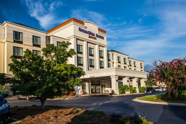 Florence SpringHill Suites Marriott Interstate