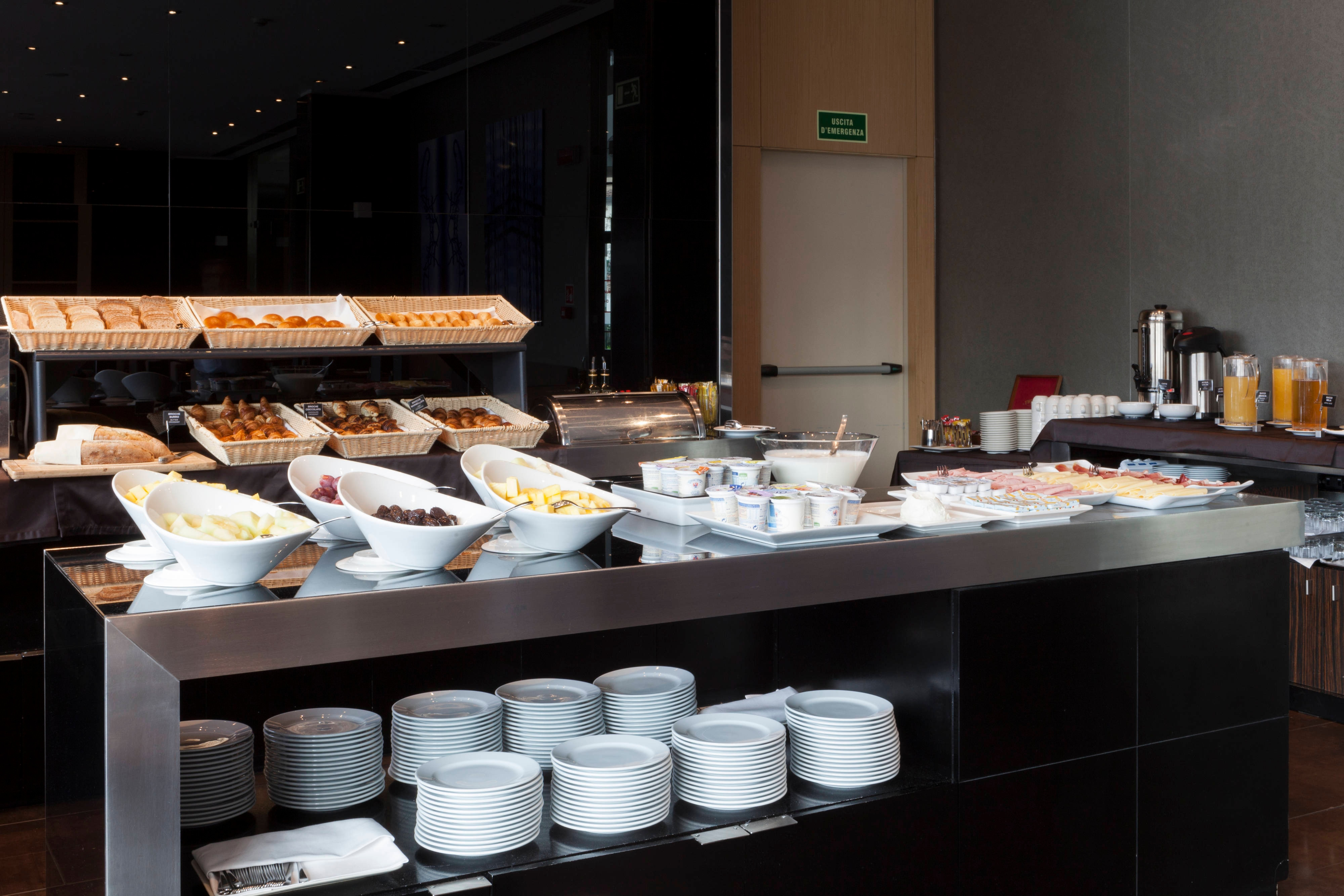 AC Hotel Firenze Breakfast Buffet