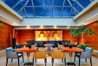 Winter Garden Lounge Area
