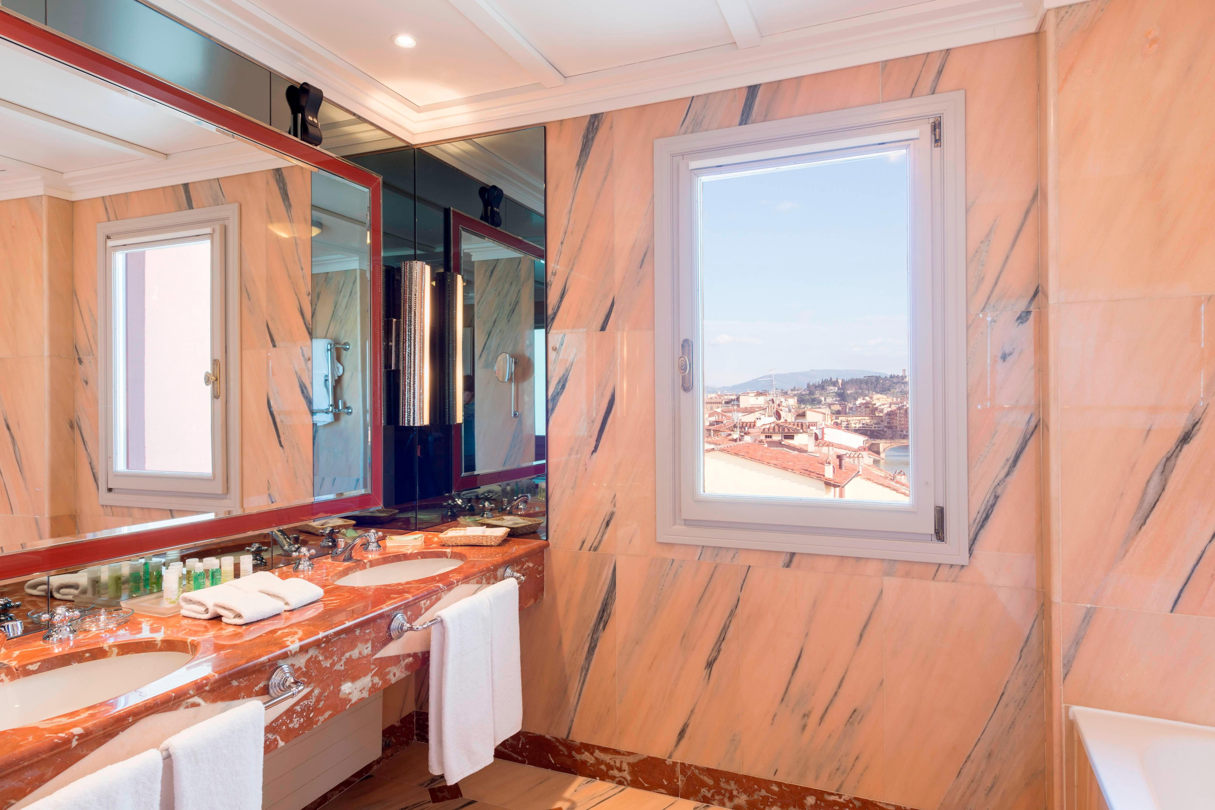 Belvedere Suite - Bathroom