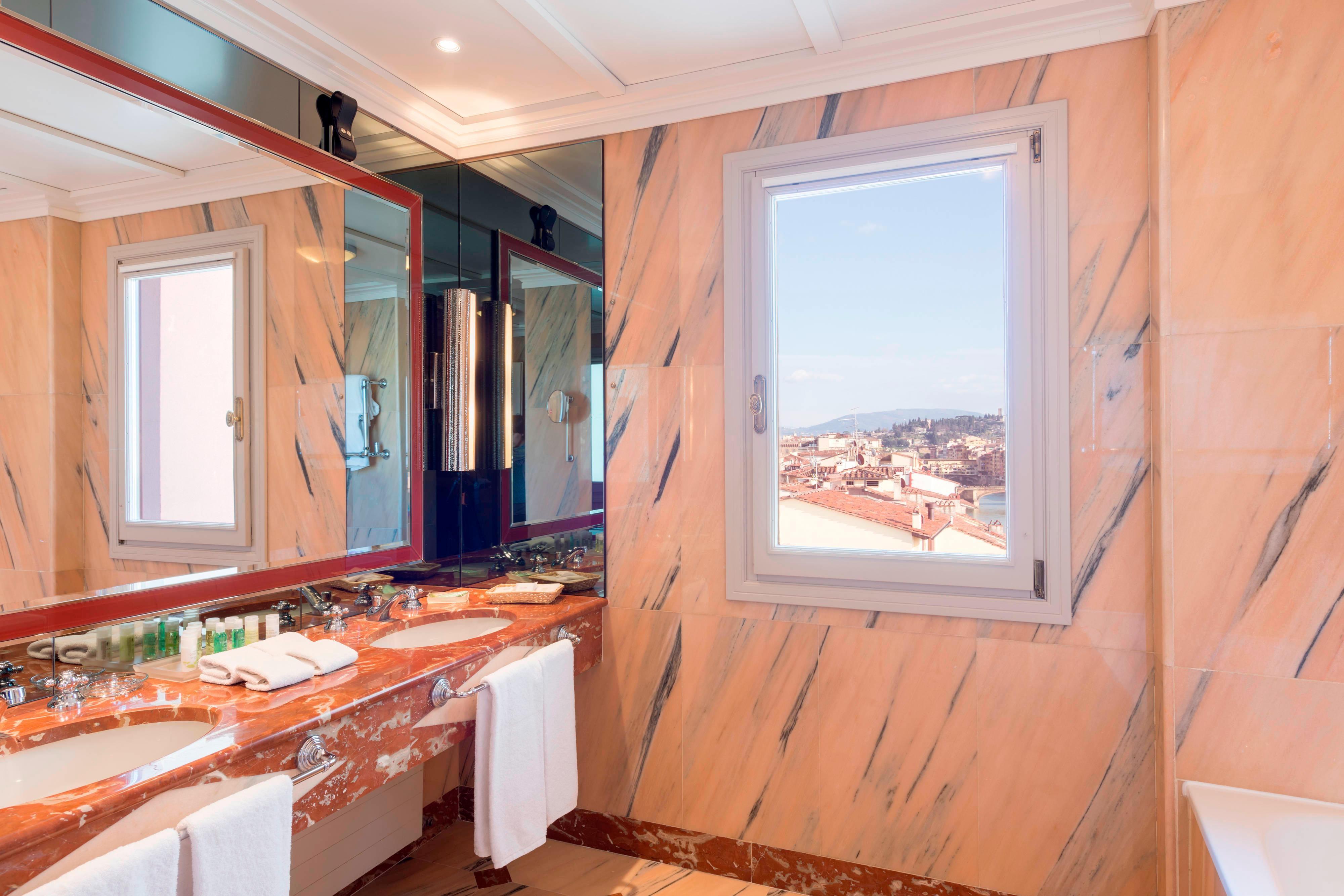 Belvedere Suite - Bathroom