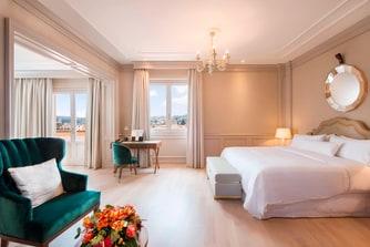 Suite Belvedere - Camera da letto