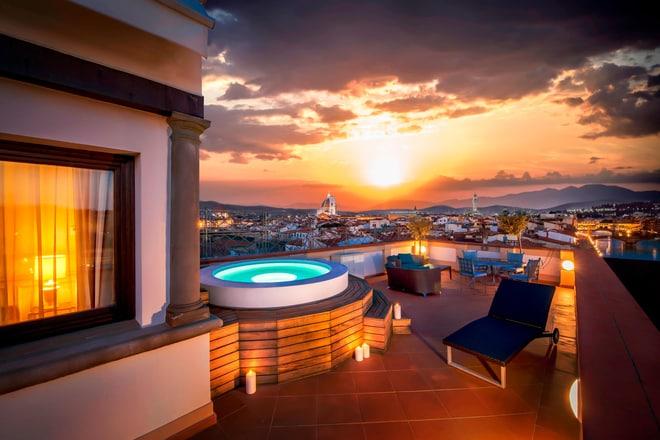 Belvedere Suite - Terrace