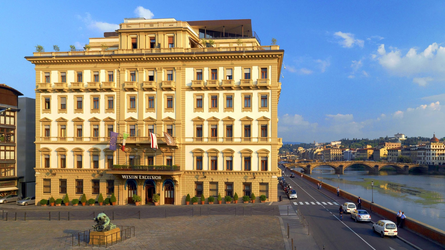 Luxury Hotel The Westin Excelsior Florence