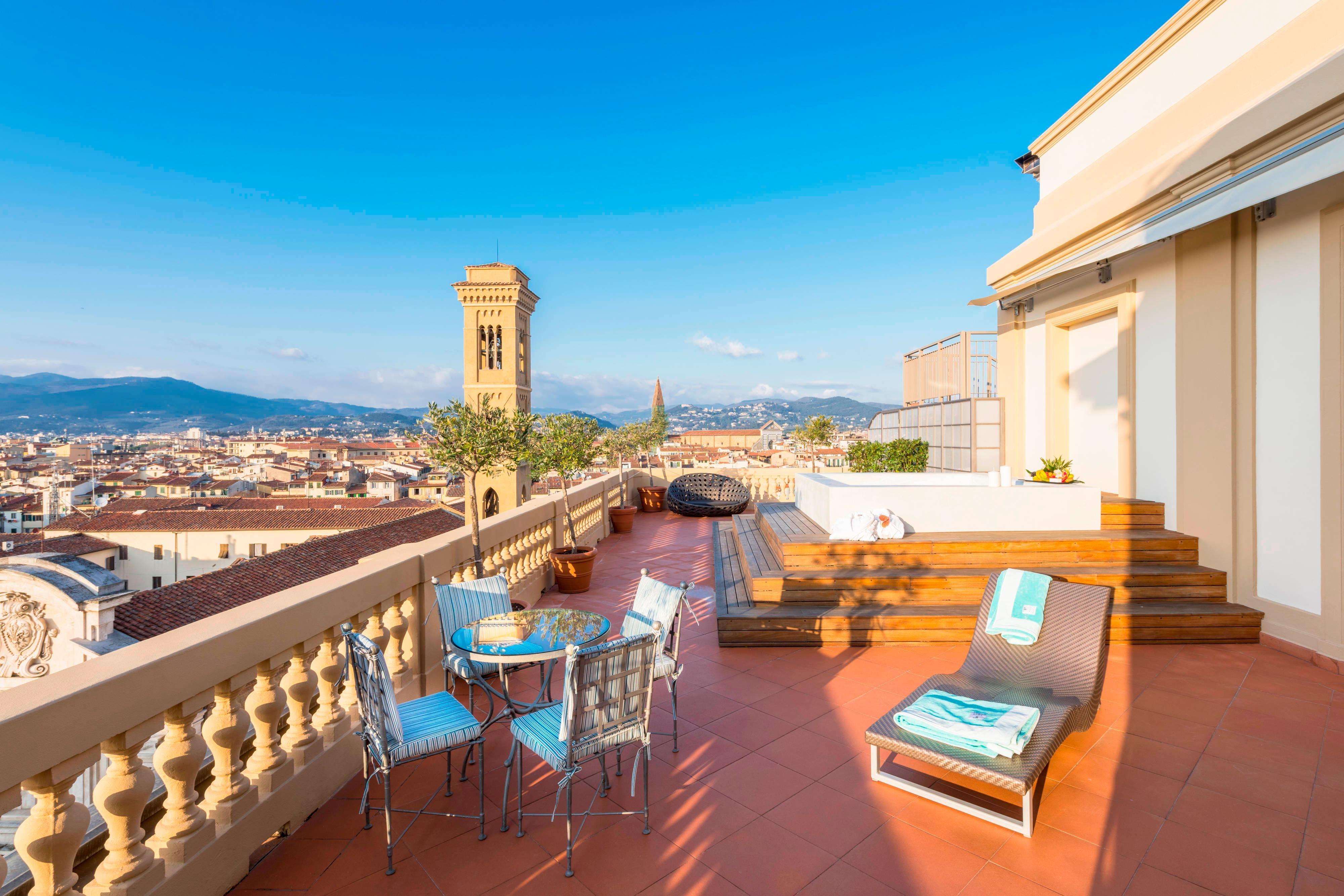 Fotografie Hotel Vicino A Firenze Photo Tour Dell Hotel The Westin