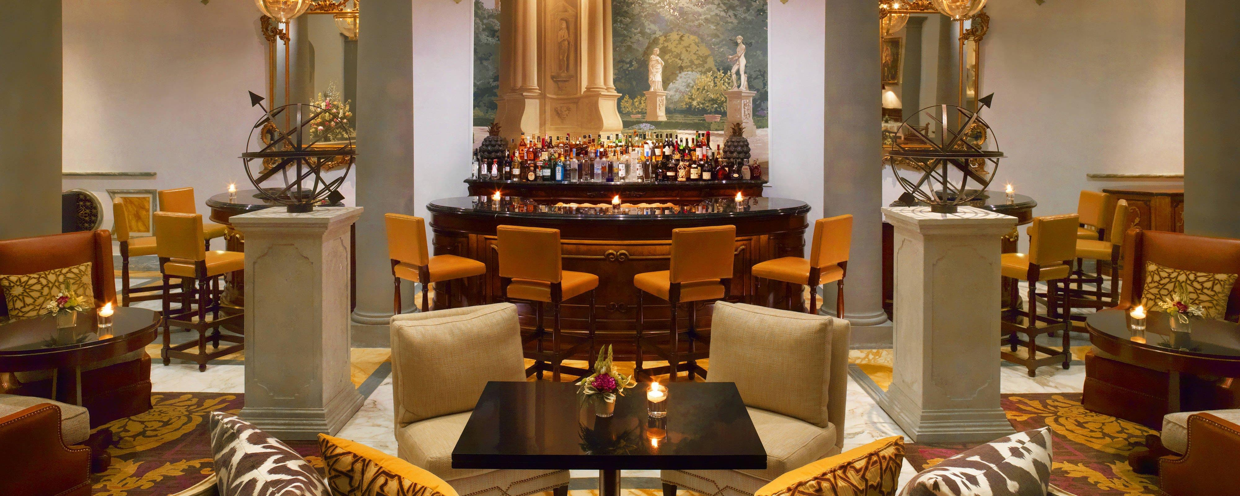 Florence hotel restaurants and lounges | The St. Regis Florence