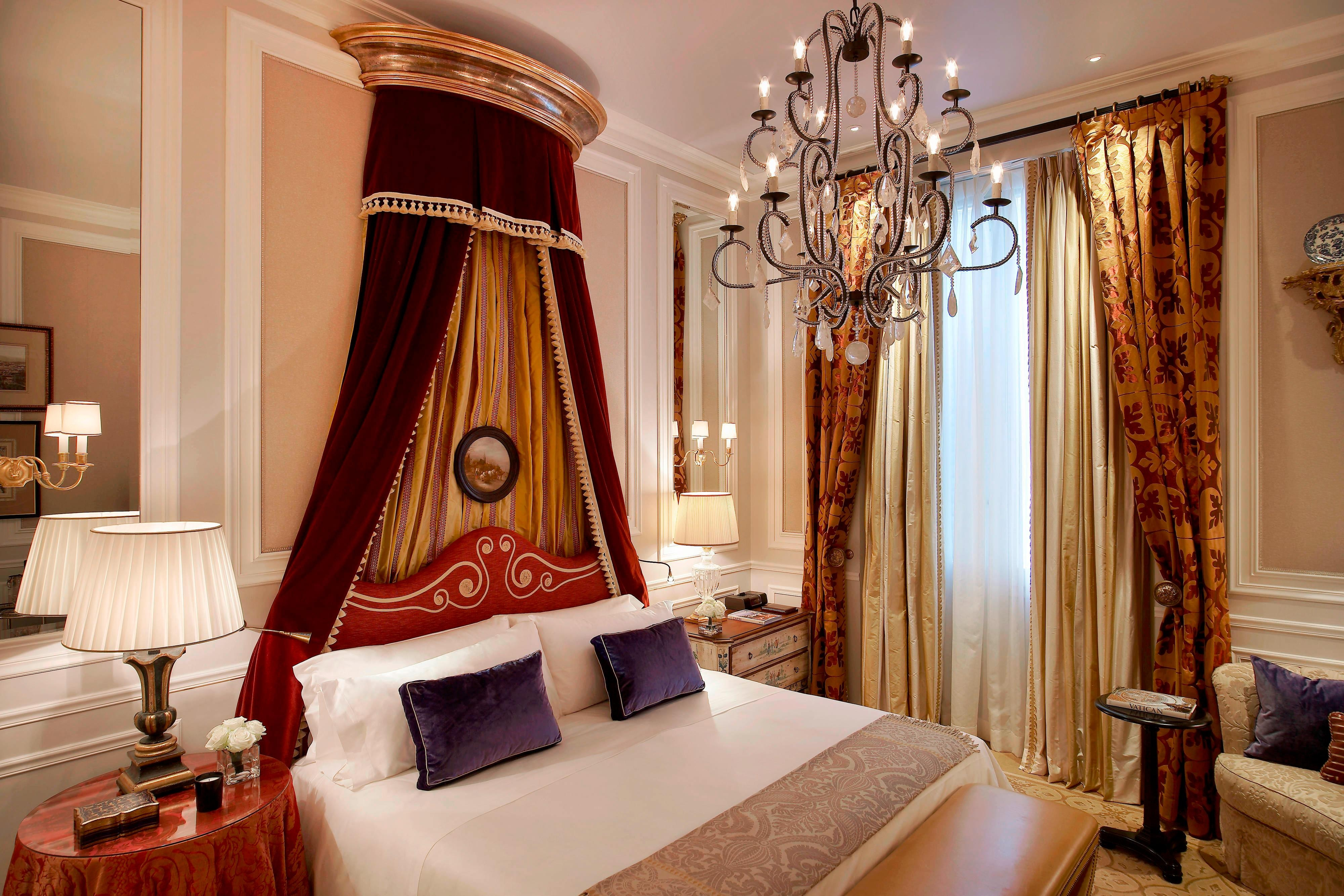 Deluxe Room - Medici style