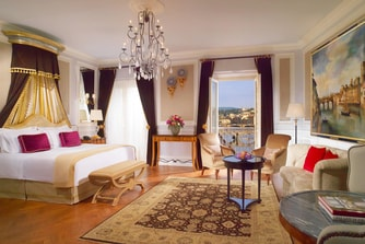 Junior Suite Michelangelo - Arno River View